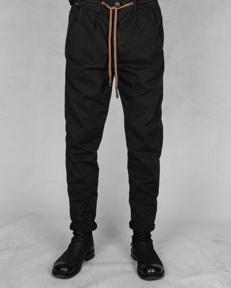 Xagon - Comfort fit drawstring trousers - Stilett.com