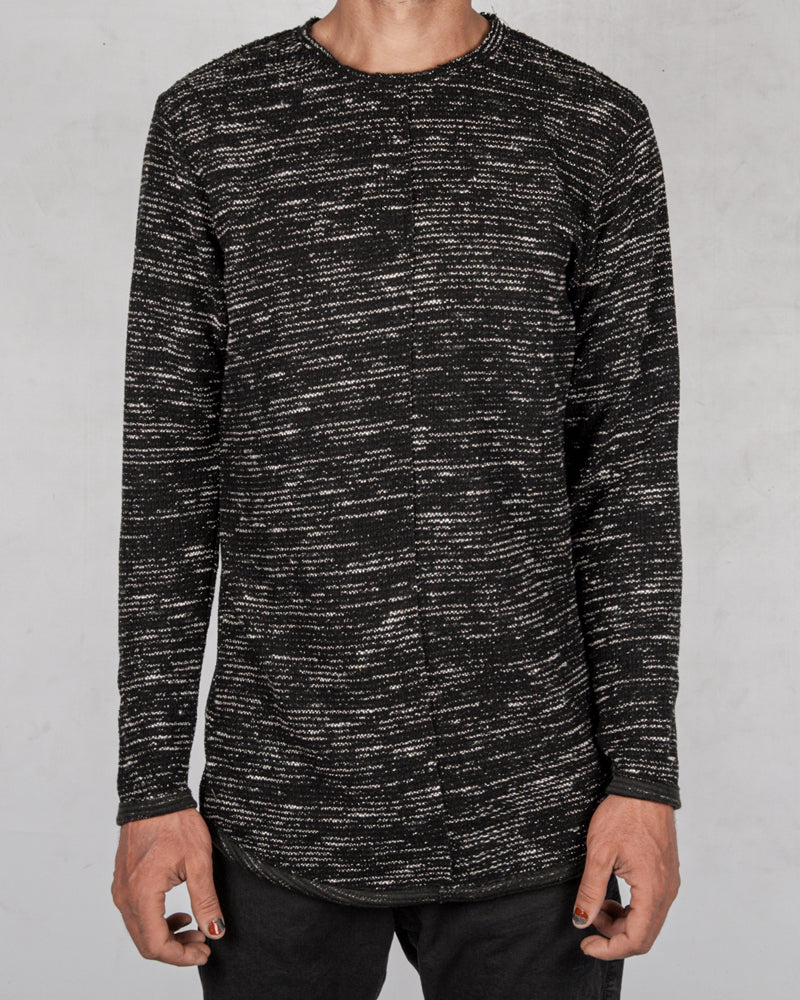 Xagon - Real cut sweater black - Stilett.com