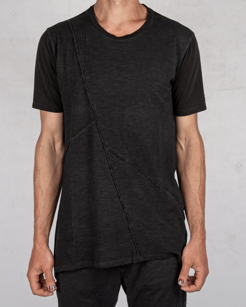 Xagon - Real cut tshirt black - Stilett.com