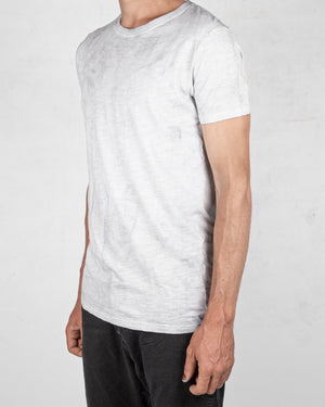 Xagon - Tinted regular fit tshirt grey - https://stilett.com/