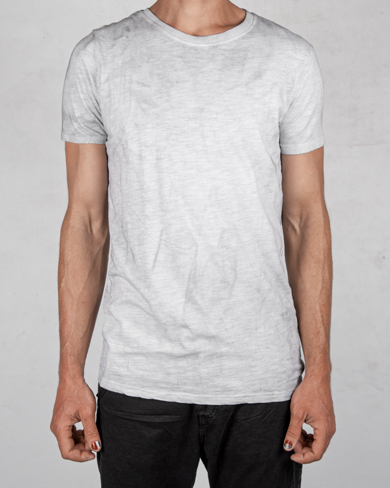 Xagon - Tinted regular fit tshirt grey - Stilett.com