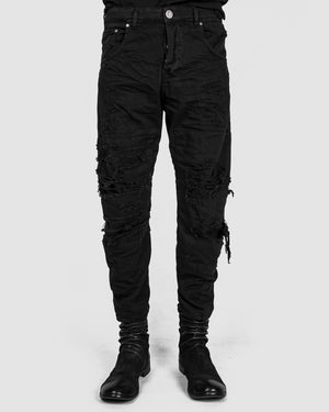 Xagon - Breakages skinny jeans - https://stilett.com/