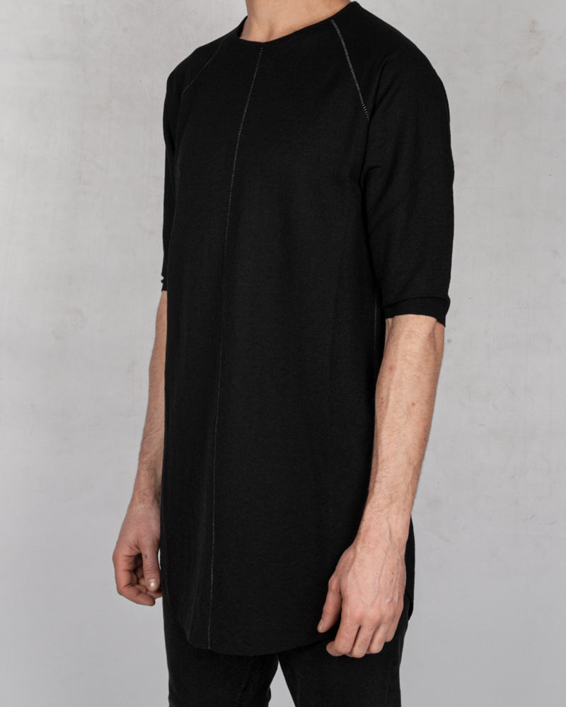 Xagon - Long contrast seam tshirt - Stilett.com
