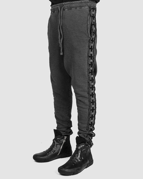 Xagon - Low crotch cross pants - Stilett.com