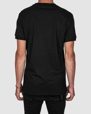 Xagon - Regular fit cotton tshirt - https://stilett.com/