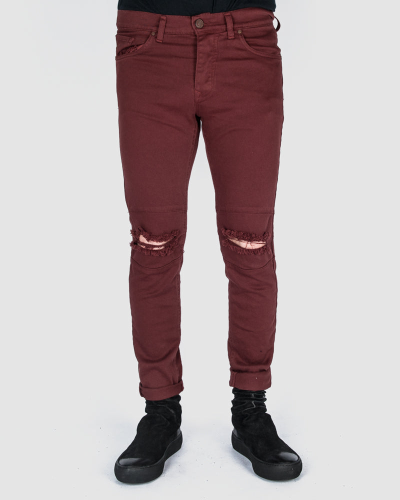 Xagon - Stretch jeans - https://stilett.com/