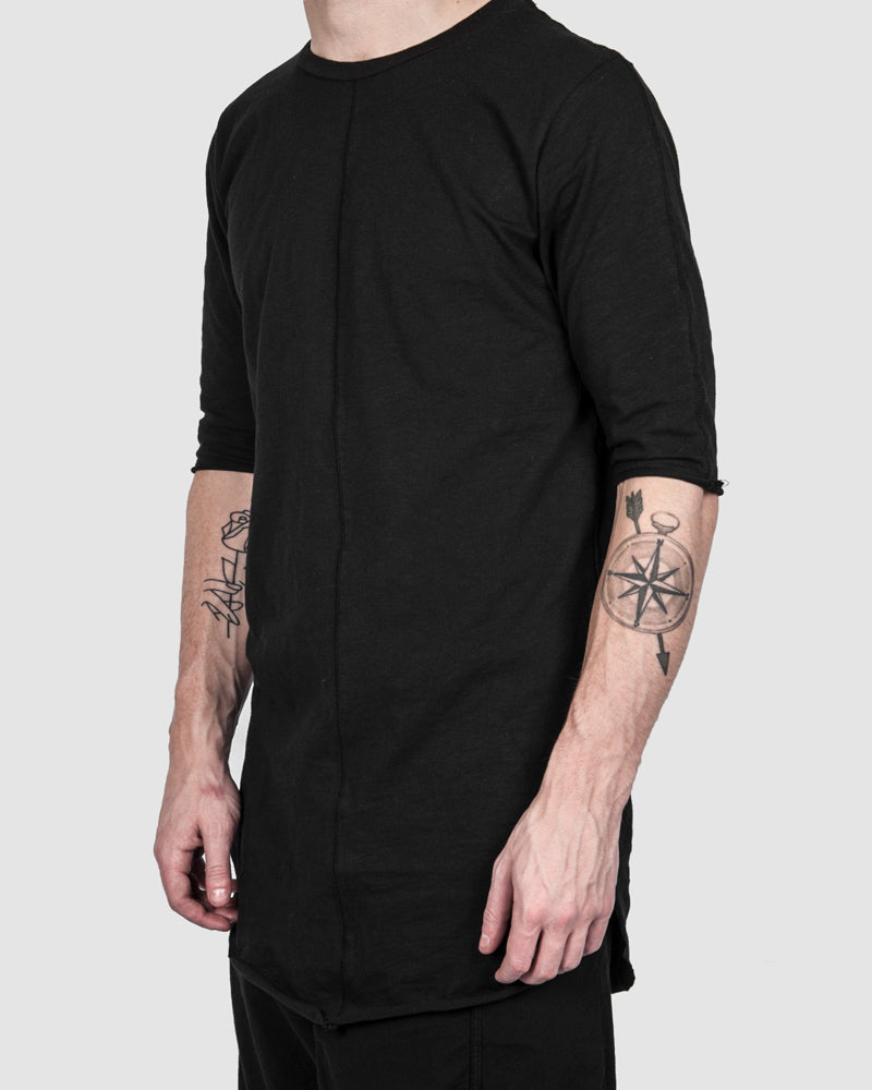 Xagon - long tshirt black - Stilett.com