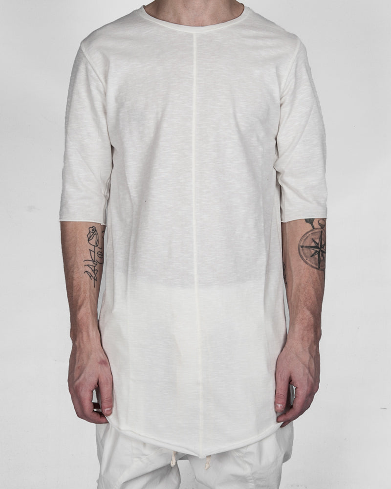 Xagon - long tshirt white - Stilett.com