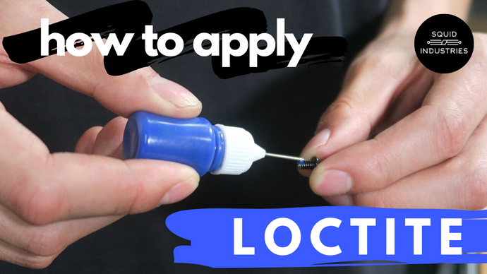 How To Apply Loctite | Balisong Maintenance Tips