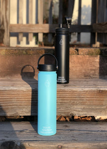 Squiddy Insulated Reusable Water Bottle