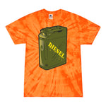 Diesel on Spider Orange Single Color