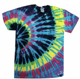 Tie-Dye Short Sleeve T-Shirt  Flashback Multi Color