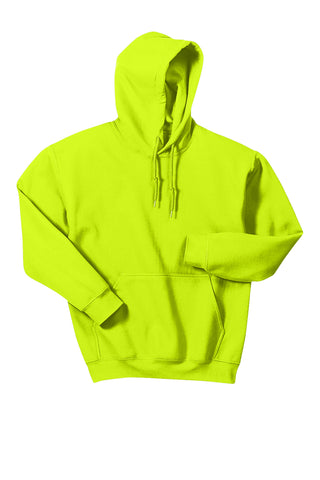 Neon Yellow Pullover Hoodie
