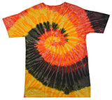 Tie-Dye Short Sleeve T-Shirt  Kingston Multi Color