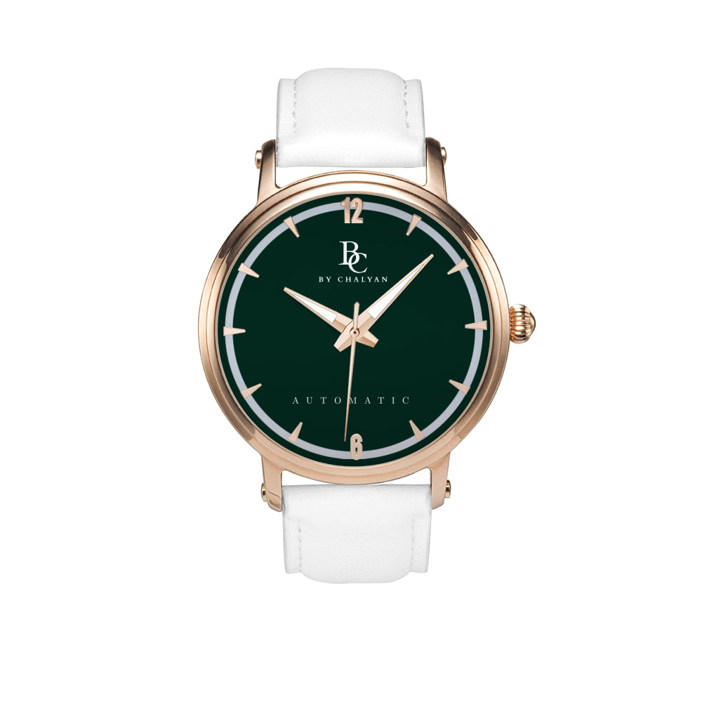ByChalyan Automatic Watch (Rose Gold)