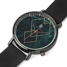 Load image into Gallery viewer, ByChalyan Black Double-Layer Quartz Watch