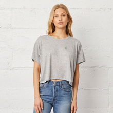Load image into Gallery viewer, ByChalyan Flowy Boxy T-Shirt