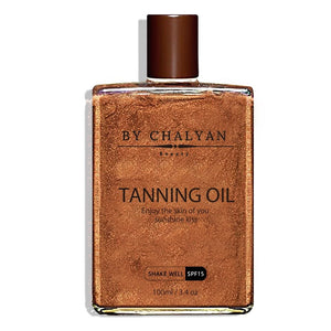 TANNING OIL | BY CHALYAN