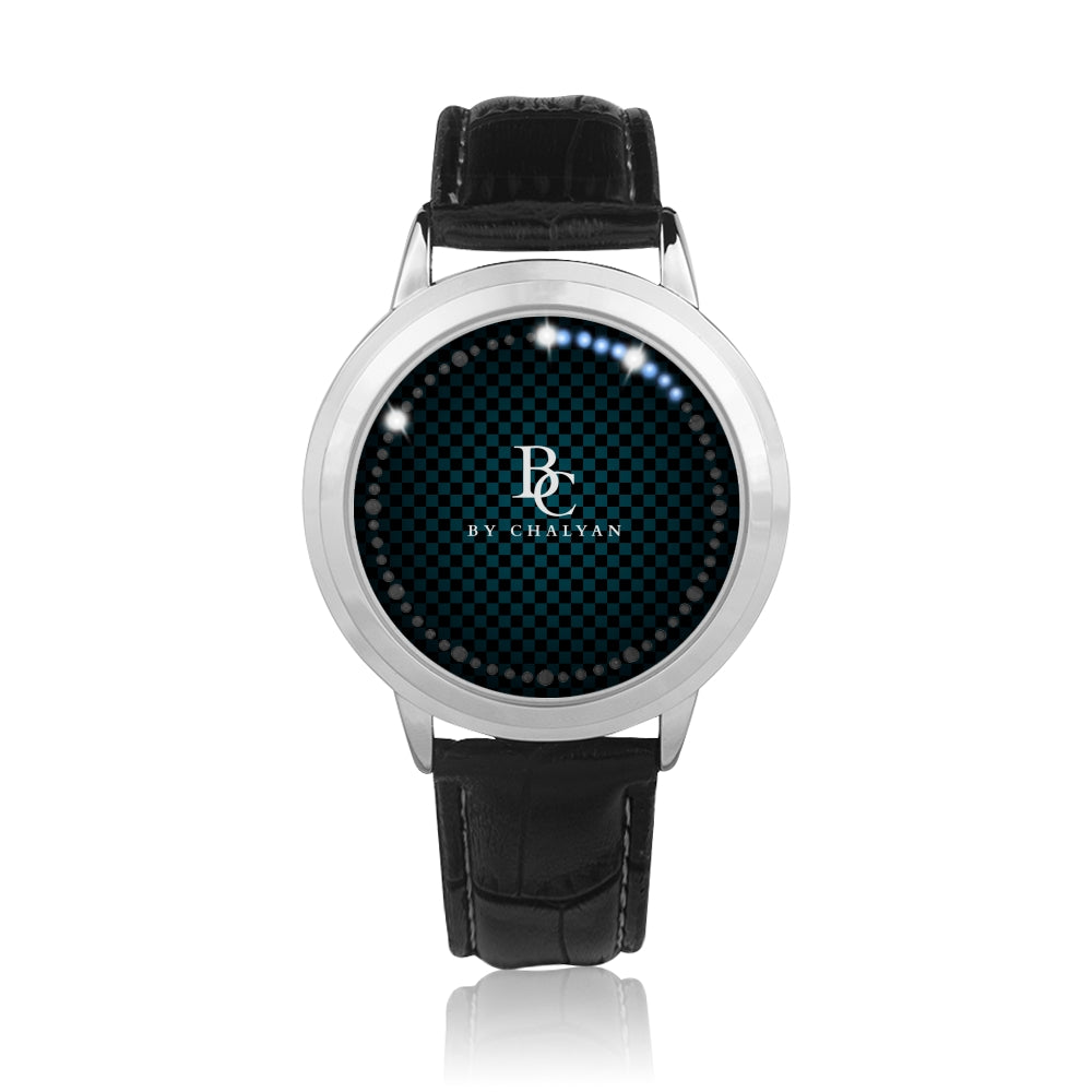 ByChalyan Water-resistant LED Watch