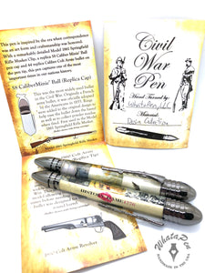 Famous War Collection Pen Contest