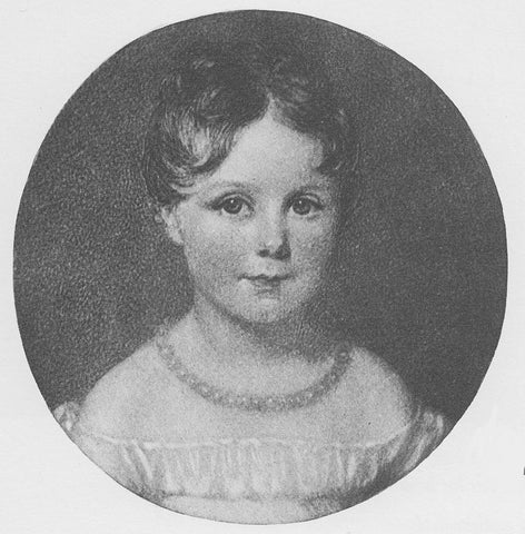 Ada Lovelace at 4 years old