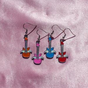 SONG BIRD EARRINGS