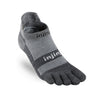 Injinji / Run / Lightweight / Noshow / NuWool Charcoal
