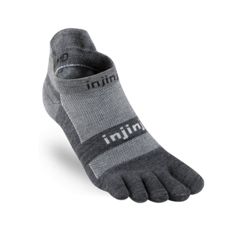 Injinji / Run / NS / LW / NuWool Charcoal