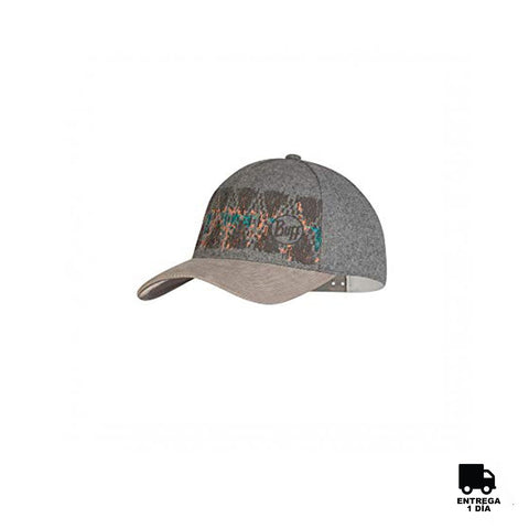 Buff Snapback Yelena Light Grey