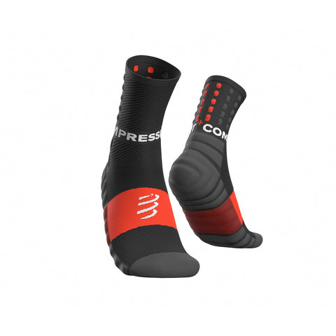 Compressport Shock Absorbs Socks Black