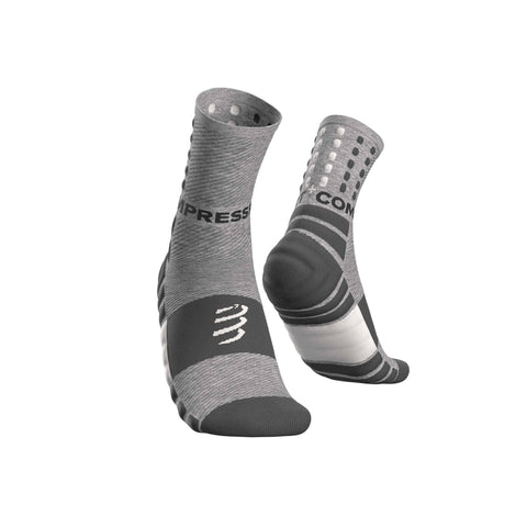 Compressport Shock Absorbs Socks Grey