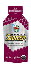Honey Stinger Pomegranate Açai Gel Caja 24pz