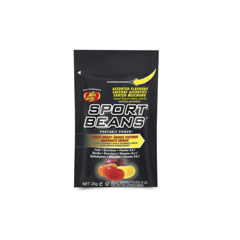 Sport Beans Assorted Black