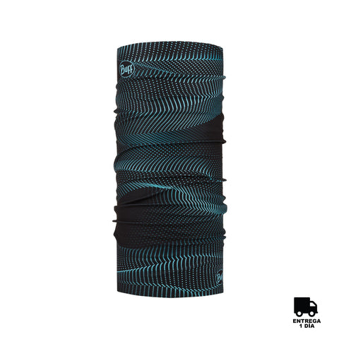 Buff New Original Glow Waves Black