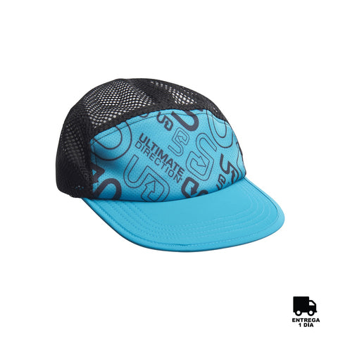 Ultimate Direction Cap The Stoke Teal