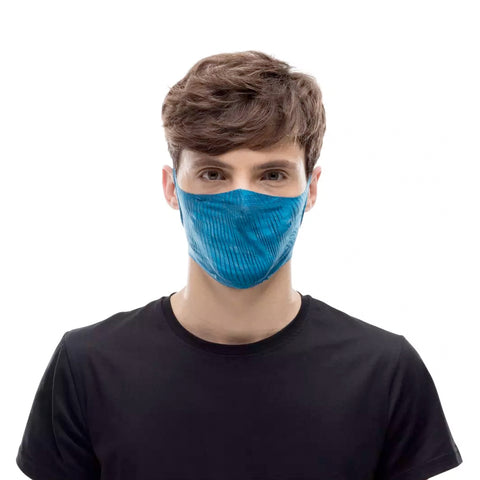 Buff Filter Mask Keren Blue