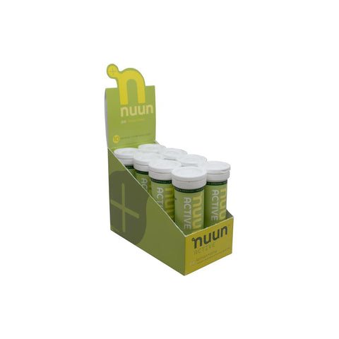 Nuun Active Lemon Lime Caja 8pz