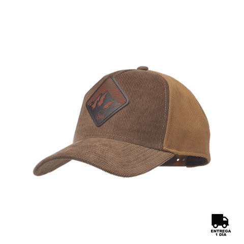 BUFF CAP NYLE DULL GOLD