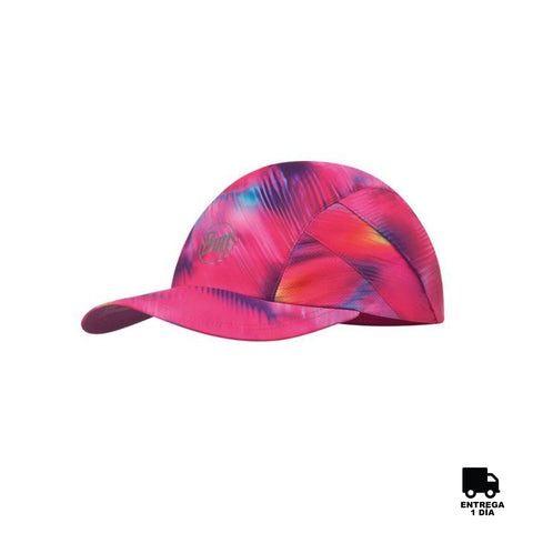 Buff Pro Run Cap R-Shinning Pink