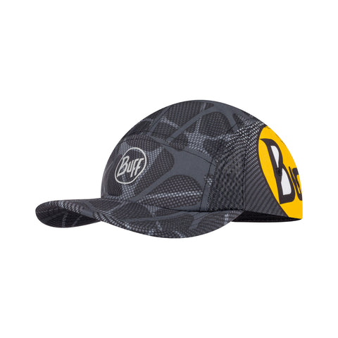 Buff  Run Cap Ape-X Black PROTEAM