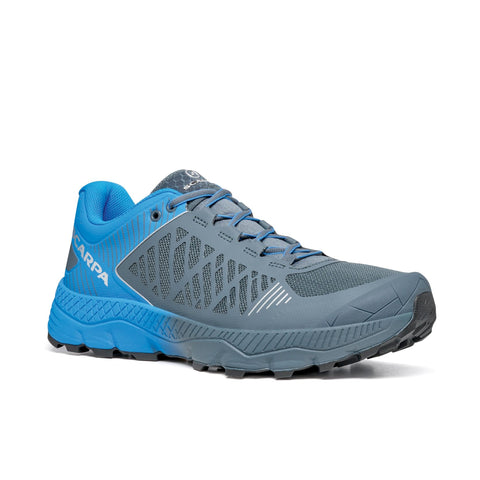 Scarpa Spin Ultra Grey-Blue Men