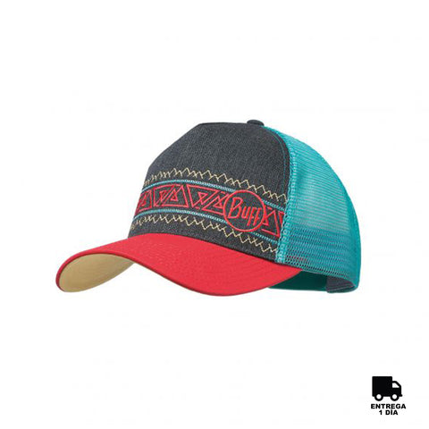 Buff Trucker Cap Lush Multi
