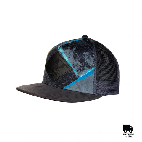 Buff Trucker Cap Zest Grey