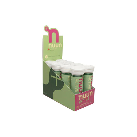 Nuun Active Watermelon Caja 8pz