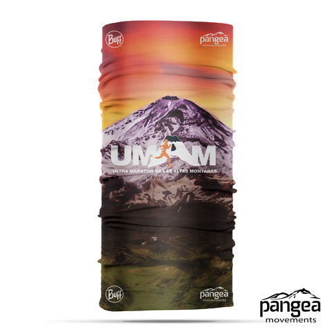 Buff UMAM 2019 limited edition atardecer