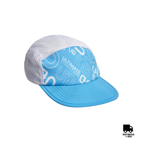 Ultimate Direction Cap The Stoke UD Blue