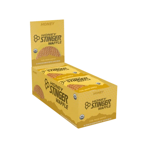 Honey Stinger Honey Waffle Caja 16pz