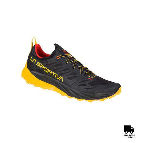 La Sportiva Kaptiva Black-Yellow Men