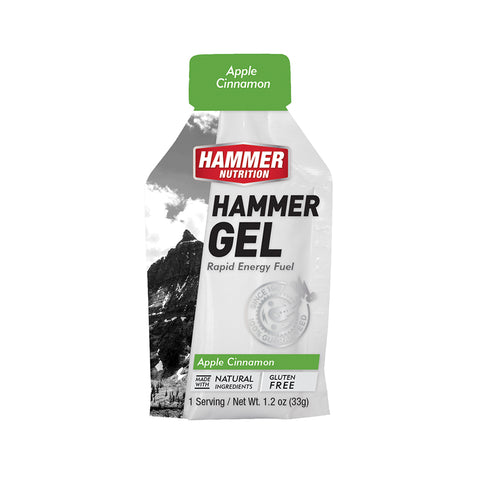 Hammer Gel / Apple Cinamon Pouch