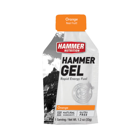Hammer Gel Pouch Orange